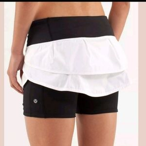 Lululemon Speed Squad skort